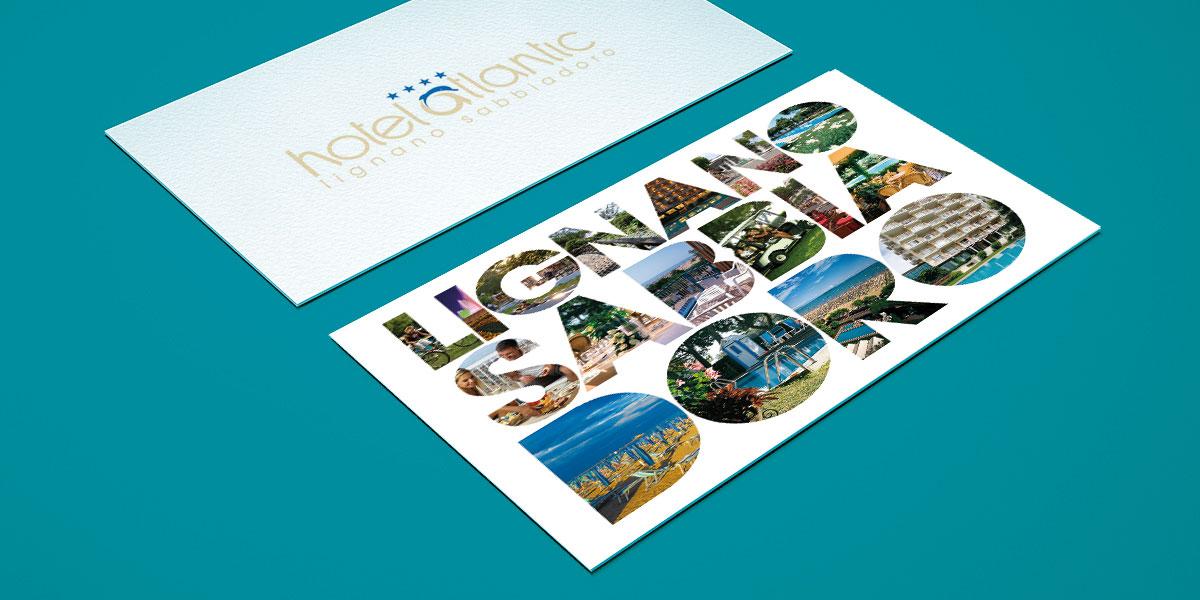 grafica-cartoline-hotel-lignano-sabbiadoro